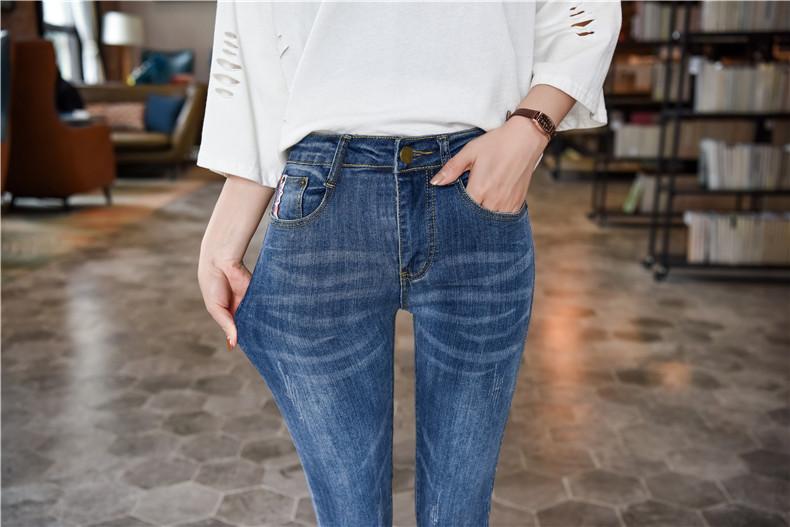 胖妹大码女装裤5