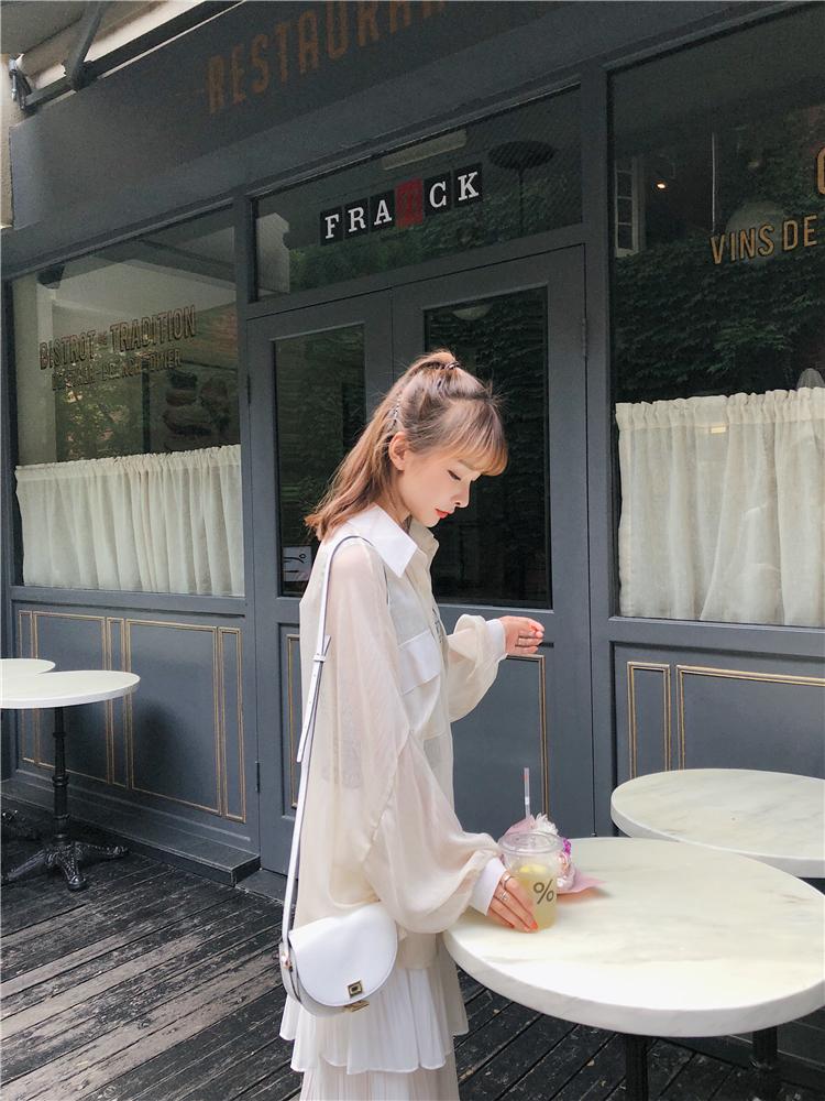 雪纺防晒衫开衫新款3