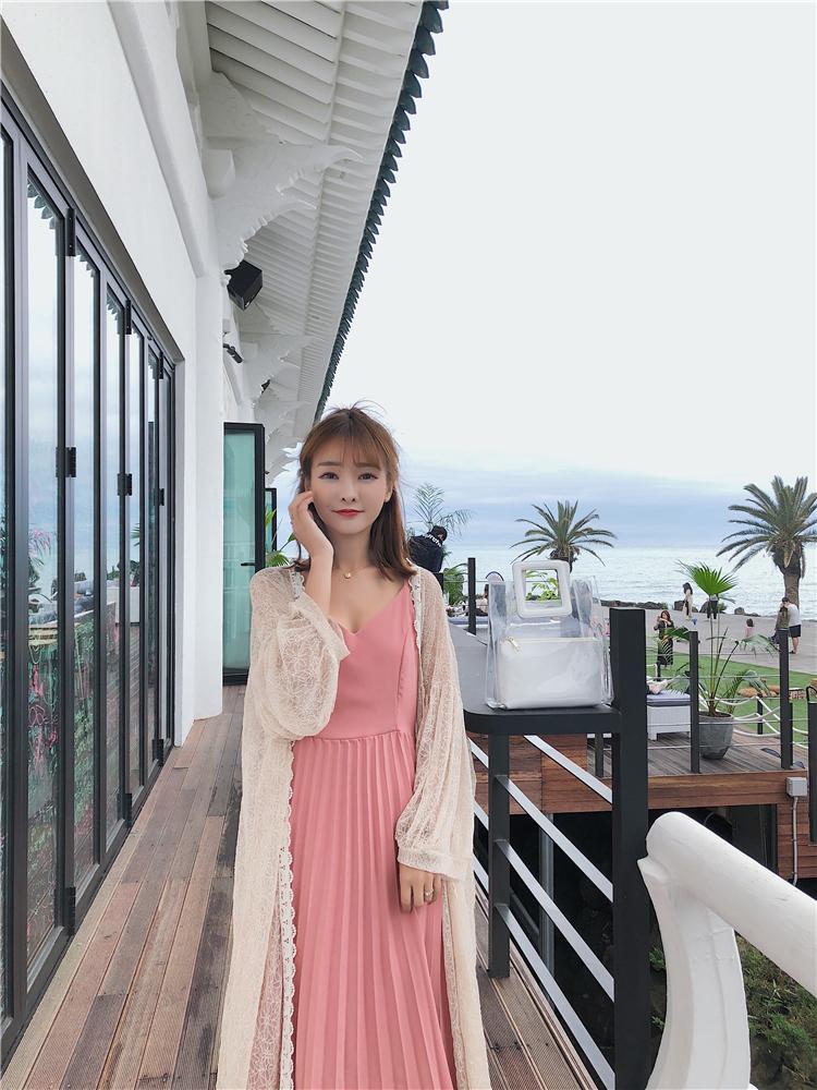 ins慵懒蕾丝花边3