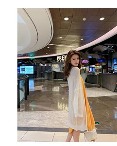 2019新款韩版慵懒风外披薄款针织开衫女夏中长款空调防晒衫